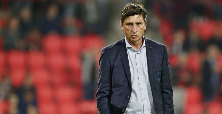 Mislukte sollicitaties van PSV-icoon Nilis: 'Geen deftige antwoorden, pijnlijk'