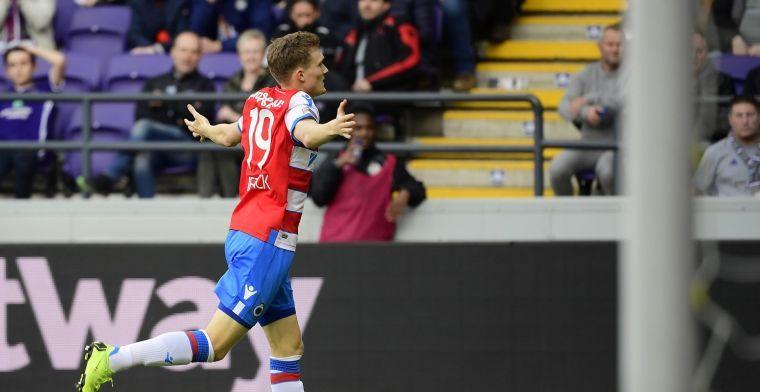 Doorbraak: 'Club Brugge gaat Vlietinck uitlenen in Jupiler Pro League'