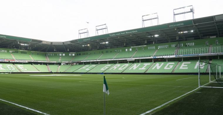 Droomdebuut voor FC Groningen: Ik ben hier heel erg blij mee