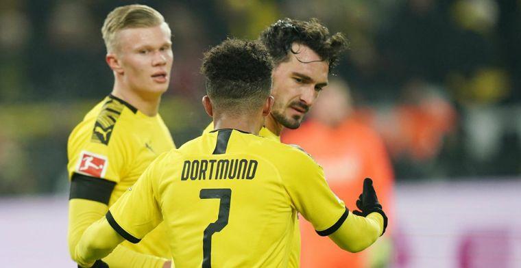 Hummels blij met Dortmund-statement: 'Speler die het verschil gaat maken'