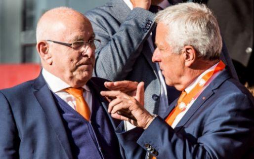 Van Praag nog niet klaar met AZ: 'Steeds werd  mijn Ajax-verleden erbij gehaald'