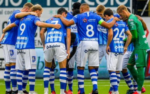 Gent dreigt zwaardere CL-kwalificatie te krijgen bij verlies PAOK tegen Besiktas