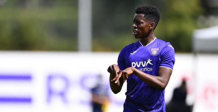 Vandenbempt is duidelijk over Lokonga bij Anderlecht: 'Mag het wat meer zijn?'