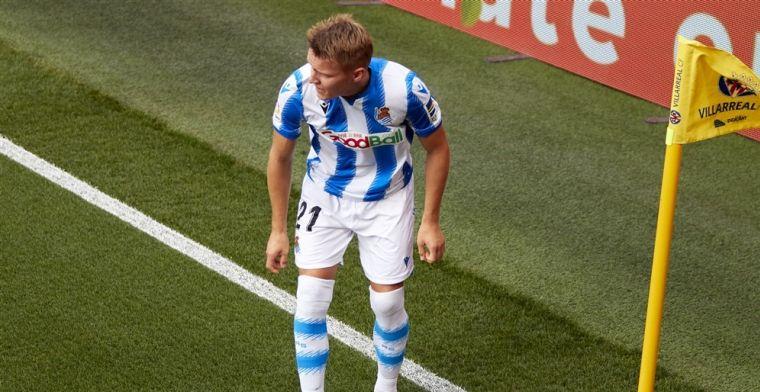 Real haalt Odegaard vervroegd terug uit Baskenland: 'We zullen je nooit vergeten'