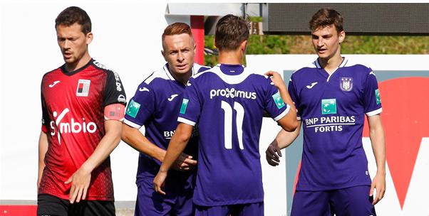 UPDATE: 'Handtekeningen gezet, Gerkens verlaat Anderlecht voor Antwerp'