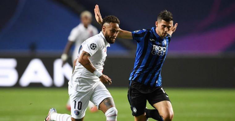 Drama voor Atalanta: PSG slaat genadeloos toe en bereikt halve finale CL