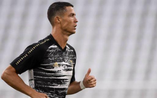 Opvallend Ronaldo-nieuws uit Turijn: 'Hebben hem overal aangeboden, ook bij Barça'