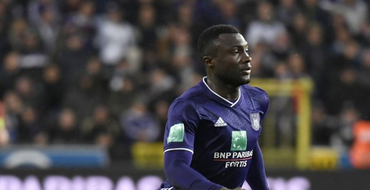 'Geïnteresseerde clubs polsen voor Sanneh, maar die wil in België blijven'