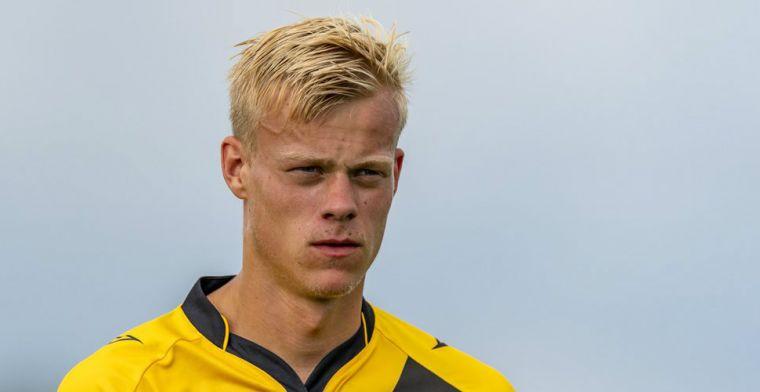 'NAC en Brighton akkoord: Van Hecke volgend seizoen actief in Eredivisie'
