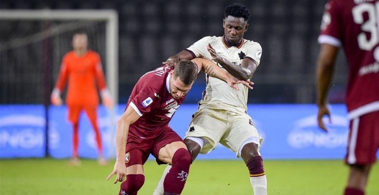 'Arsenal vreest leegloop op het middenveld en neemt contact op met AS Roma'