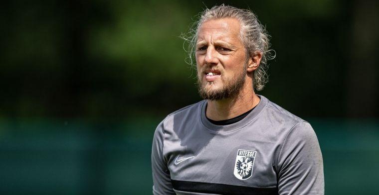 Transferdroom bij Vitesse: 'Mocht de kans zich voordoen, dan meld ik me'