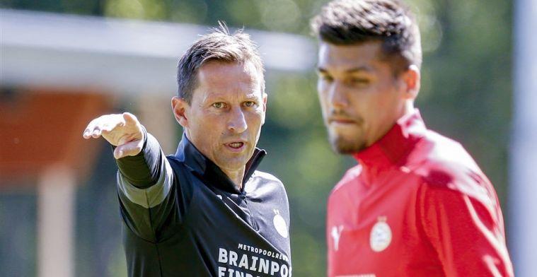ED: Piroe wil niet op huurbasis naar Schotland en gaat voor zijn kans bij PSV
