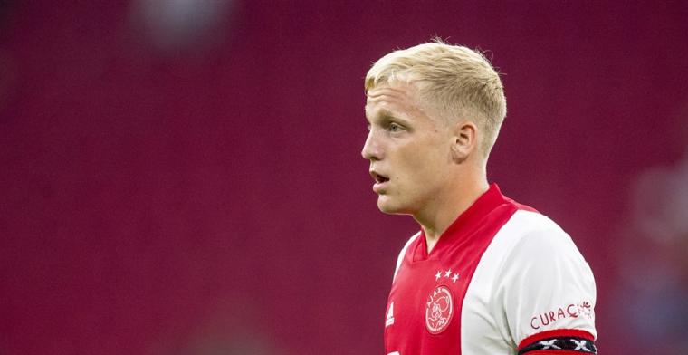 Ik ben nog steeds speler van Ajax, waar ik nog altijd trots op ben