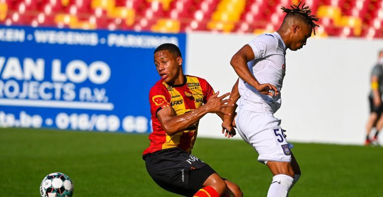 OPSTELLING: De Camargo en Vanlerberghe opnieuw op de bank bij KV Mechelen