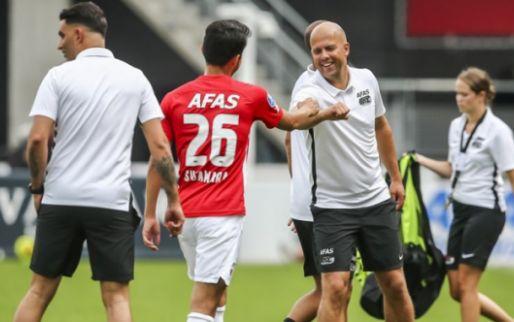 Slot: 'AZ legt zich ook niet neer bij de huidige begrotingen in de Eredivisie'
