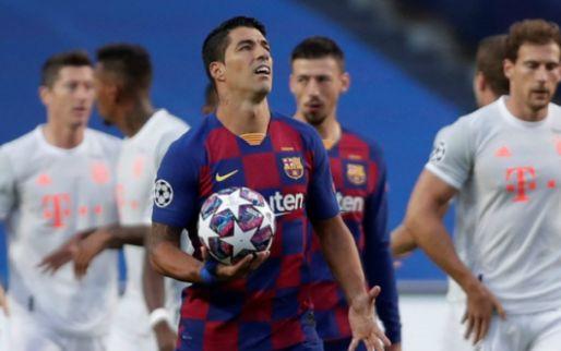 LIVE: Bayern vernedert Barça, acht doelpunten voor Rekordmeister (gesloten)