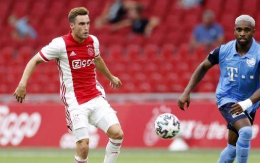 Perez pakt 'jankerd' van Ajax aan: