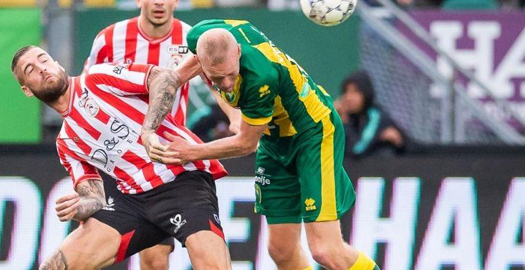 Eerste reactie Beugelsdijk: 'Gek dat je nu opeens voor een andere club speelt'