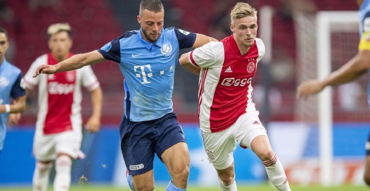 FC Utrecht weggespeeld door Ajax: Ik ben blij dat het na die 5-0, 5-1 werd