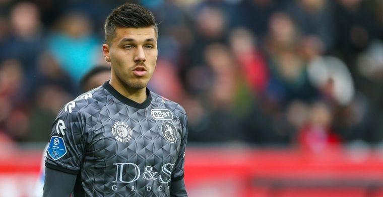 'Piroe lijkt ons een goede versterking, dus ik heb navraag gedaan bij PSV'