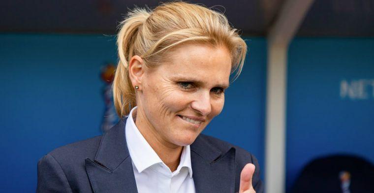 Definitief: Wiegman verruilt Oranje Leeuwinnen voor Engelse vrouwen