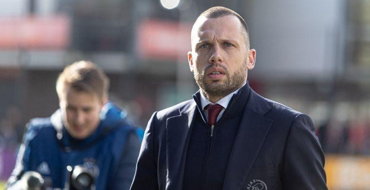 'Durf daardoor te zeggen dat Ajax nog steeds beste opleiding van Nederland heeft'