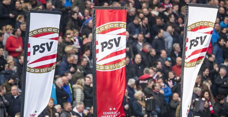 Van Feyenoord-opleiding naar contract bij PSV: 'Zo snel mogelijk bepalend zijn'