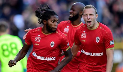 Antwerp-fans mogen gerust zijn: