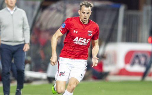 Afbeelding: Fortuna Sittard slaat grote slag en haalt voormalig AZ-middenvelder naar Limburg