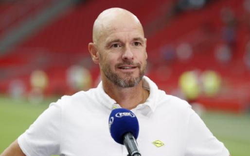 Ten Hag verrast met Ajax-selectie: wel Alex Méndez, geen Sontje Hansen
