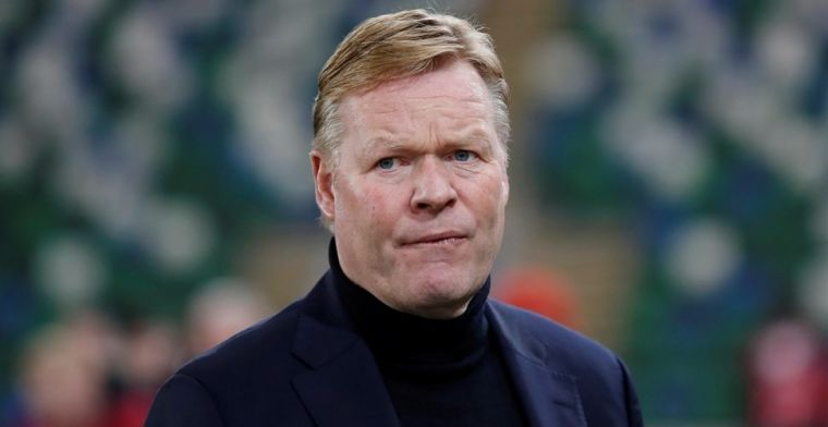 'FC Barcelona keert acht maanden na 'nee' uit Nederland terug voor Koeman'