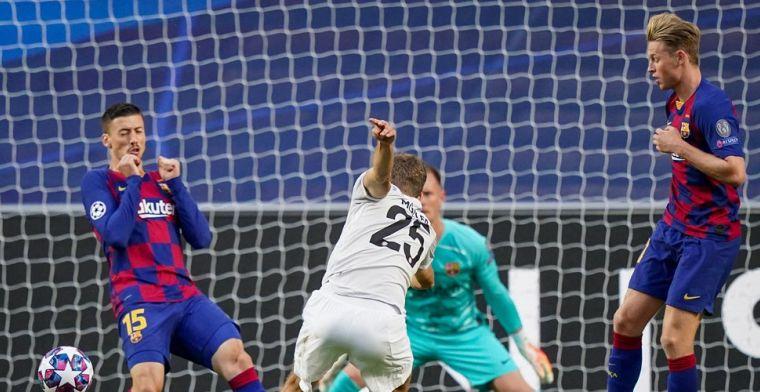 De Jong houdt zich niet in: 'Barça heeft heel veel problemen'