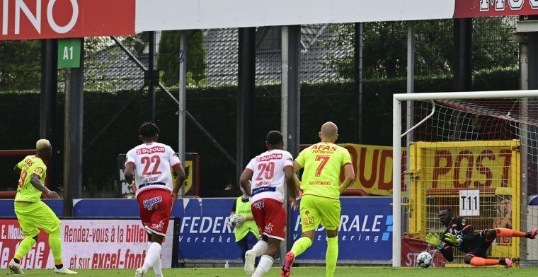 Moeskroen-coach Da Cruz spaart ref Dierick niet na verlies tegen KV Mechelen