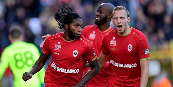 Antwerp-fans mogen gerust zijn: Mijn doel is om mijn carrière hier uit te doen