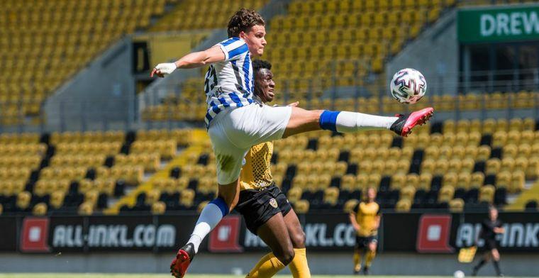 ED: Rekik (18) op de radar van meerdere clubs uit Eredivisie en buitenland