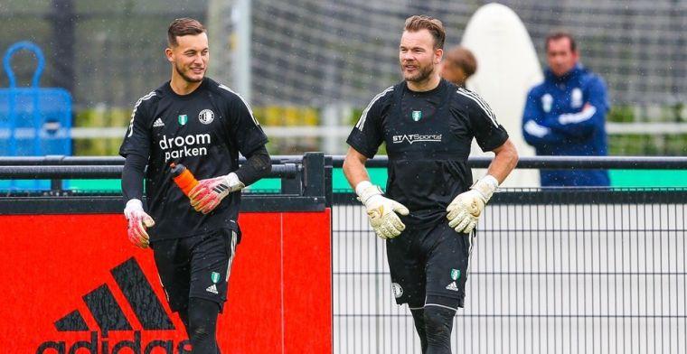 Marsman wil meer bij Feyenoord: 'Ik heb dat niet geaccepteerd bij mijn komst'