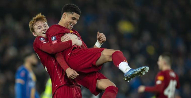 'Denk bij Ajax niet: daar had ik kunnen staan. Liverpool bood beter perspectief'
