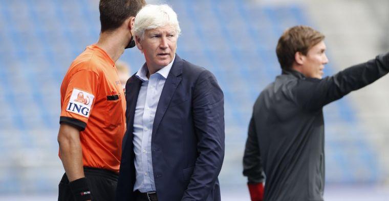 Strafschopfout, maar geen ingreep van VAR bij Genk-OHL: 'Schandalig'
