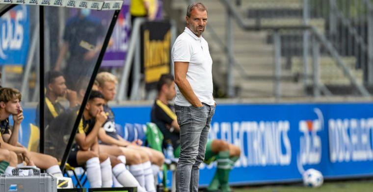 Steijn is er klaar mee: 'Misschien twee weken later gelijk met Eredivisie starten'