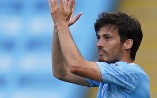 Afbeelding: David Silva verrast en gaat niet naar SS Lazio, maar naar Spanje