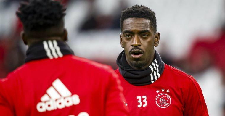 'Bedankt Ajax, ik ga jullie missen. Jullie hebben er een nieuwe fan bij'
