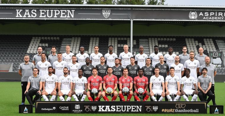 OFFICIEEL: Eupen haalt ex-Club Brugge-speler Vazquez