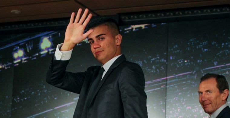 Real Madrid verhuurt talent van dertig miljoen voor twee jaar aan Dortmund