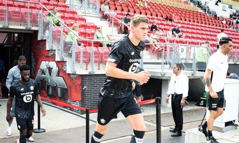 Afbeelding: Ajax en Lille passen Botman-transfer aan: eerst een jaar verhuurd