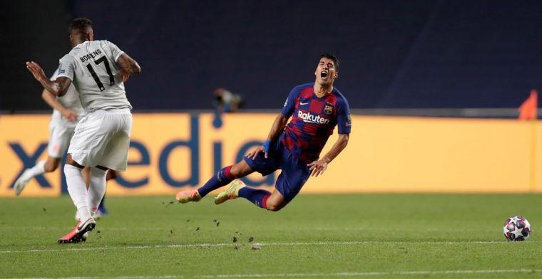 'Van de Beek en Dest interessant voor Barcelona om met Suárez te ruilen'
