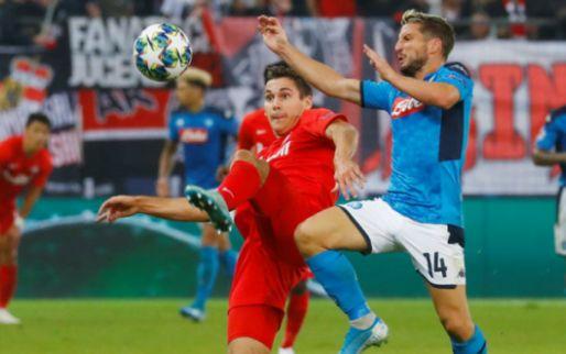 Afbeelding: Ajax-delegatie bij Salzburg blikt terug: 'De speelstijl van Ajax is uniek'