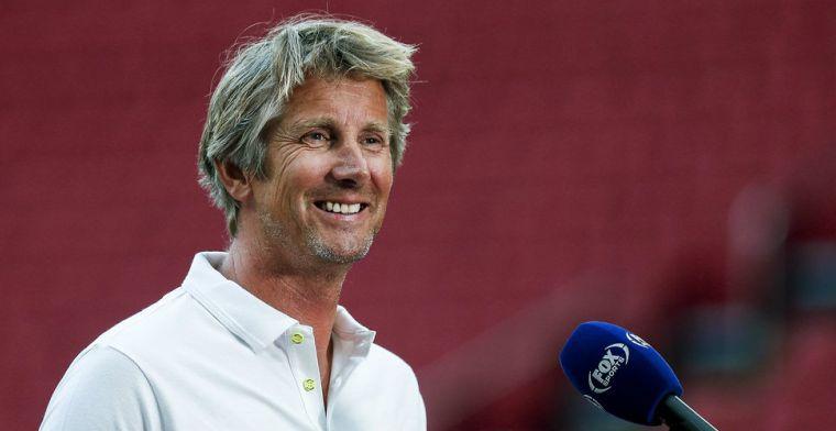 Van der Sar laat Ajax-spelers niet zomaar gaan: 'Hij gaat Europese top halen'