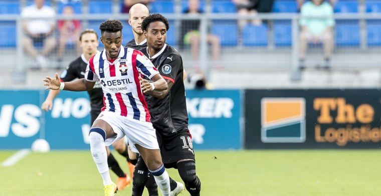 'Willem II wijst Belgische clubs af en hoopt op recordtransfer voor Ndayishimiye'