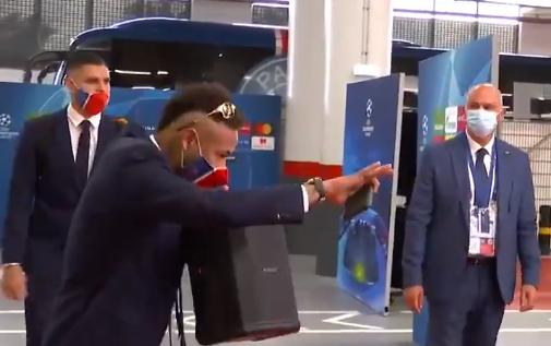 Champions League-finale of geheime rave: Neymar is er hélemaal klaar voor