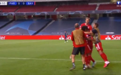 Bayern breekt de ban: uitgerekend Coman knikt droompass Kimmich binnen